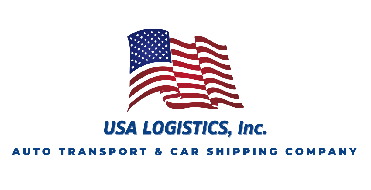USA Logistics Inc. Logo